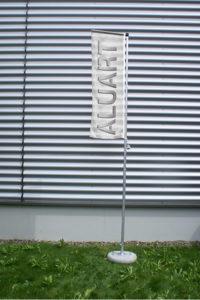 Aluart-teleskop-Clic-Clac-Alu-Ausleger-fahnenmast